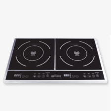Double induction cooker A-1006